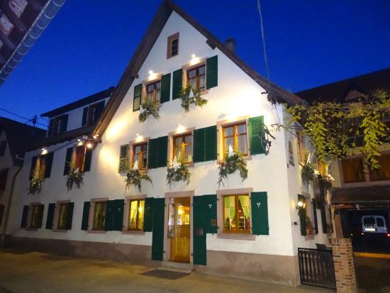 Hotel Restaurant A L Etoile Mittelhausen