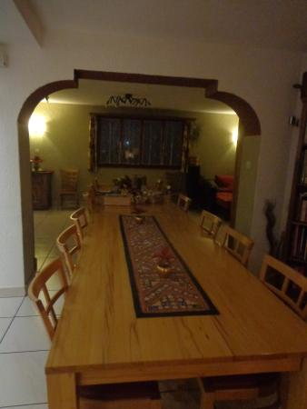 Rêves Gourmands : Table a manger