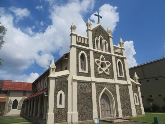 The Shrine of Our Lady of Matara