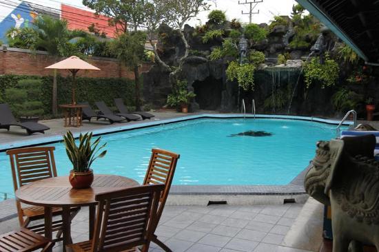 Puri Artha Hotel : бассейн