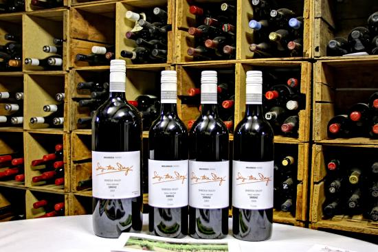 Seize the Day Wines: Estate grown Shiraz