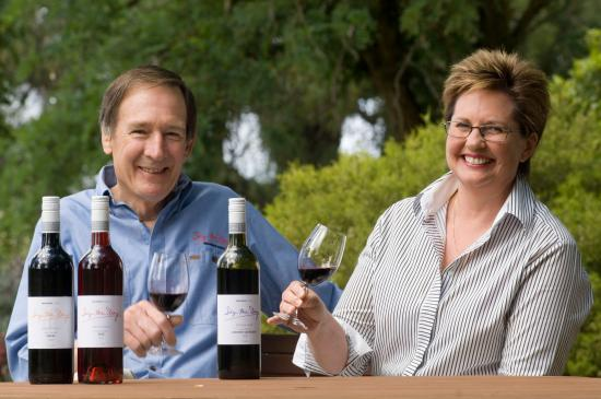Seize the Day Wines: Peter and Sharyn