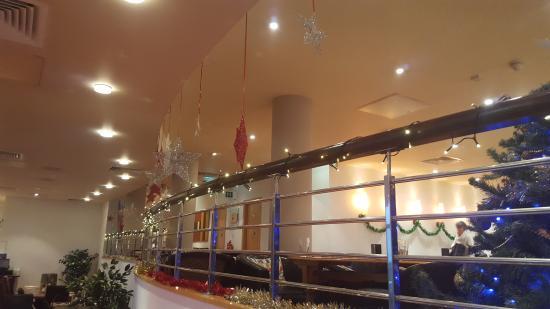 Bolton, UK: Getting Festive