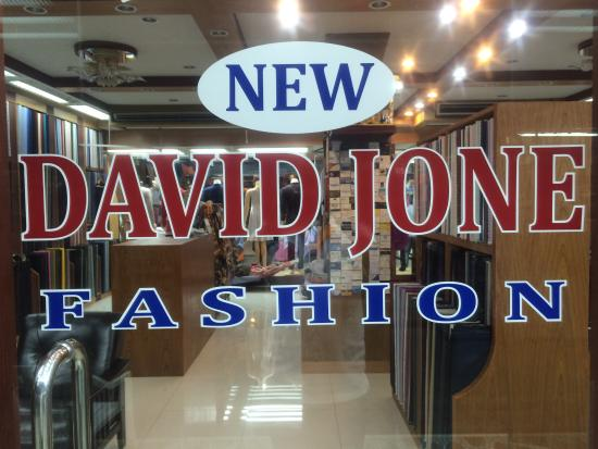 David Jone Fashion
