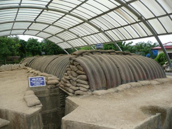Bunker of Colonel de Castries