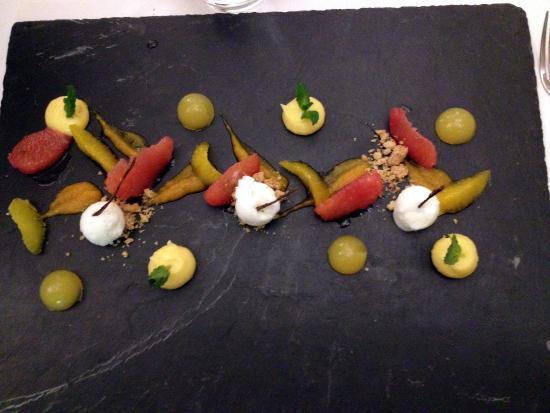 Le moka p te de fruits et caramels maison picture of la - Pate de fruit maison ...