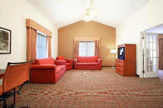 La Quinta Inn San Diego - Miramar: Suite