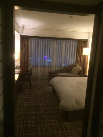 Lotte Hotel Busan: Room
