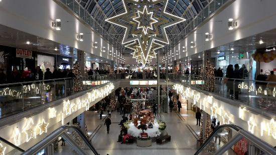 奥林匹亚购物中心