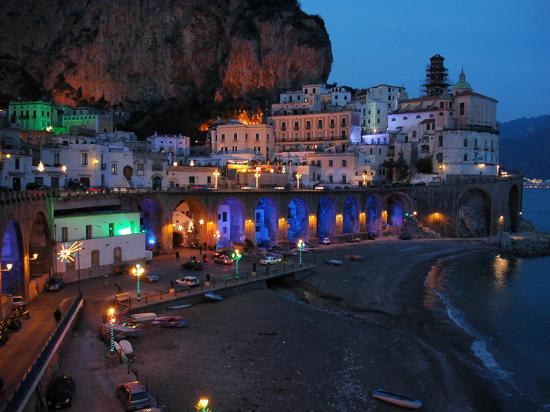 Amalfi Coast Service