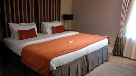 Montagu Place Hotel: Montagu Swanky Room