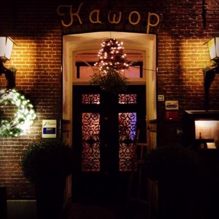 Restaurant Kawop in Lochem - BLAO.studio