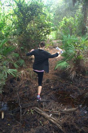 Jupiter, FL: challenging path