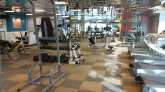 Gym picture of imperial hotel miri tripadvisor