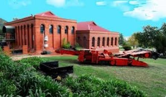Dundee, Sudáfrica: Talana Museum