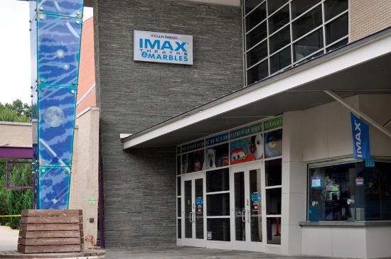 Wells Fargo Imax Theatre