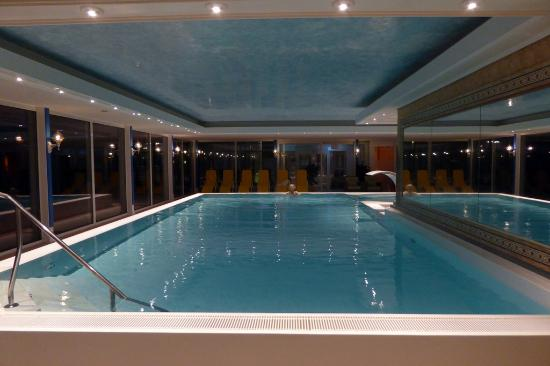 Hotel Strandperle: der kleine pool