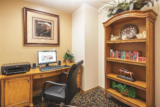 La Quinta Inn Caldwell: Business Center