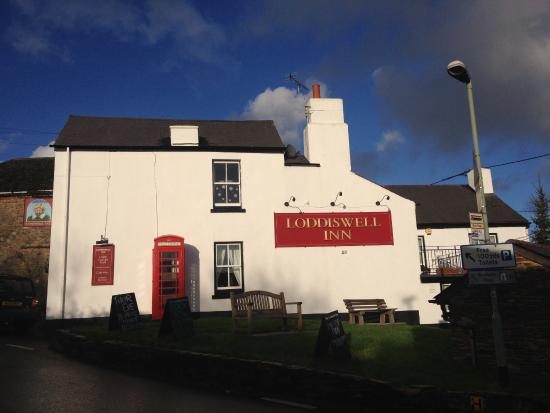 Loddiswell, UK: The Loddiswell Inn