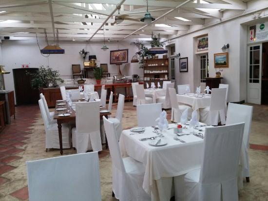 Riebeek-West, Sør-Afrika: Main Dinning Hall