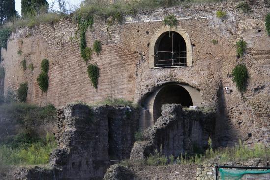 Mausoleu de augustus foto de mausoleo di augusto roma for Augusto roma
