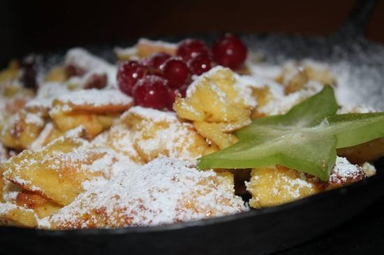 Cross Countries: lecker Kaiserschmarrn