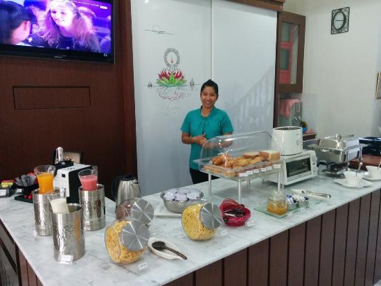 Reception Picture Of Gingerflower Boutique Hotel Melaka Tripadvisor