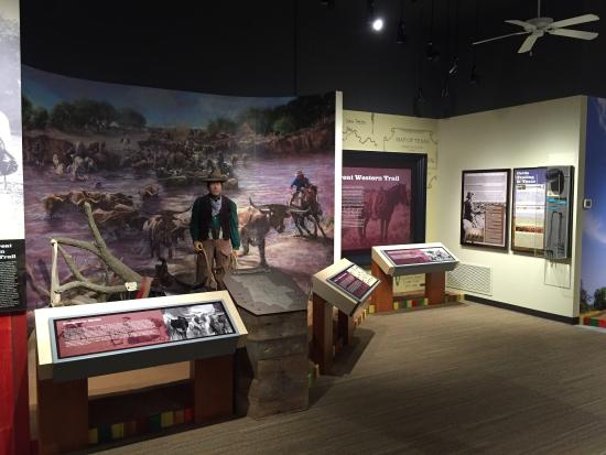 Vernon, TX: Red River Valley Museum