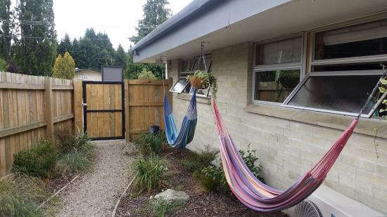 Flying Kiwi Backpackers Hostel: Chill out time