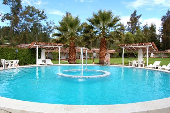 Hotel & Spa Laguna Seca: Piscina redonda