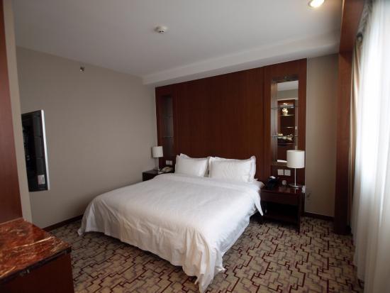Shenzhen Hotel: Ma chambre