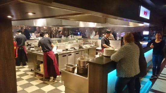 Fusion Design Keuken : Salades picture of fusion plaza hulshorst tripadvisor