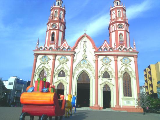 Igreja de San Nicolas de Tolentino - Bild von Iglesia de San Nicolas de Tolen...