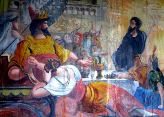 Honaunau, HI: Mural