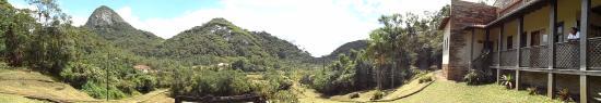 Araponga: paisagem