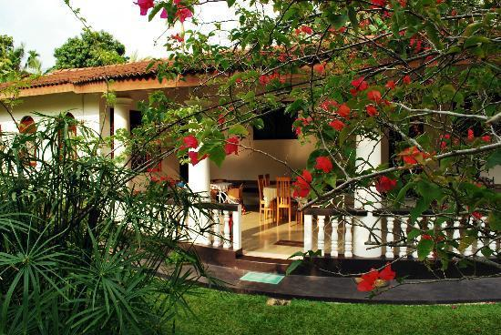 Leijay Resort: Old colonial-style villas