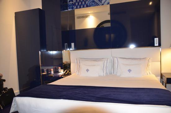 Zimmer - Picture of Hotel Portugal, Lisbon - TripAdvisor