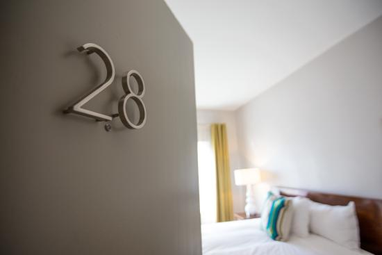Hotel Beverly Terrace: Guest Room