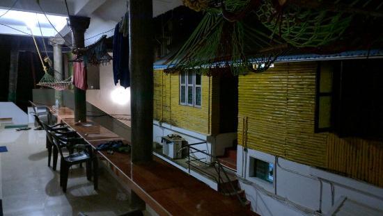 Mummy Bamboo House