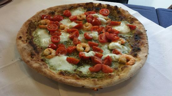 Pizzeria Al Giardinetto : Pizza genovese