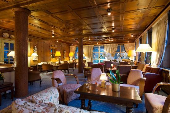 THERESA Wellness Geniesser Hotel: Hotel Lounge