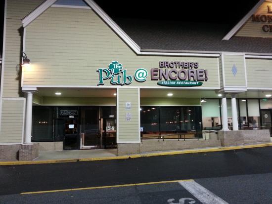 Dumfries, VA: Front Entrance