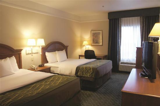 La Quinta Inn & Suites Mission at West McAllen : Guest Room