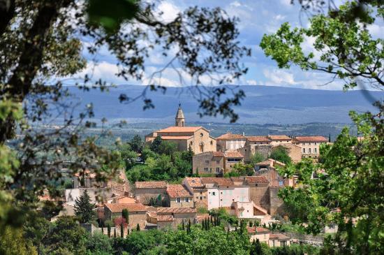 Crillon-le-Brave, Francia: Surroundings