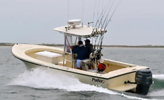 Monomoy Fishing Charters