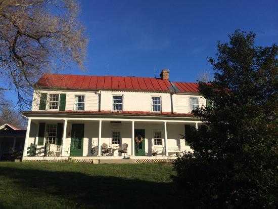 Lincoln, فيرجينيا: Creek Crossing Farm