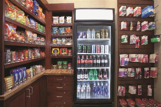 La Quinta Inn & Suites Albuquerque Midtown: Pantry