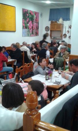 Province of Cordoba, Spagna: salon comedor