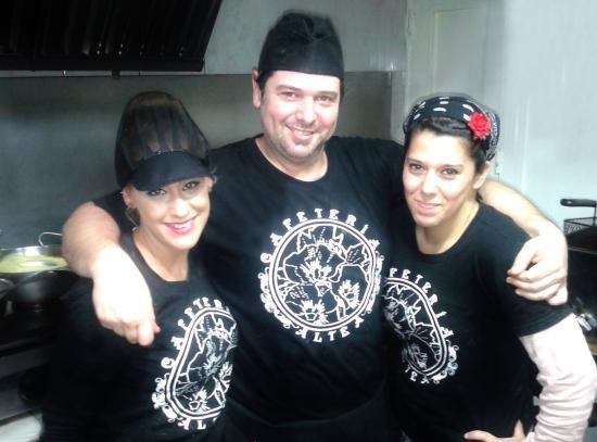 Province of Cordoba, Spain: equipo cocina