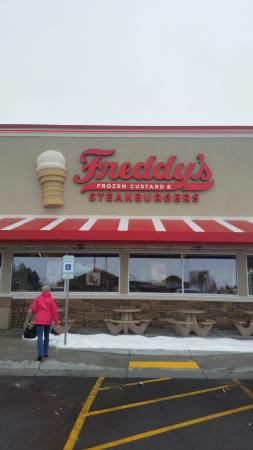 Freddy's Frozen Custard & Steak Burger